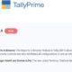 Tally Prime